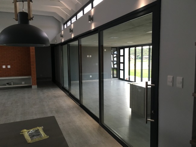 Features Doors Manufactured To Precise Custom Sizes